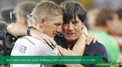 德国足协官网公布施魏因斯泰格当选德国新任队长