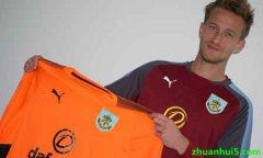 伯恩利正式签下了前曼联门将林德加德