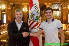 毕尔巴鄂竞技官方宣布与西班牙攻击手科尔多瓦续约