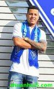 基辅迪纳摩官方宣布签下了巴拉纳竞技后卫西德利(Sidcley)