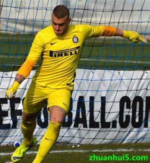 诺瓦拉租借了国际米兰年轻门将迪格雷戈里奥(Michele Di Gregorio)