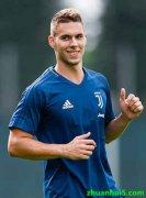 尤文图斯官方宣布克罗地亚国脚皮亚察(Marko Pjaca)租借加盟佛罗伦萨