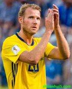 图卢兹前锋托伊沃宁(Ola Toivonen)决定退出瑞典国家队