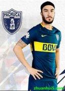 帕丘卡签下了博卡青年中场塞瓦斯蒂安-佩雷斯(Sebastian Perez)