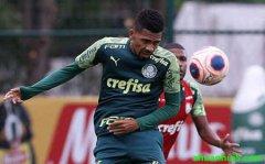 巴萨官方宣布签下帕尔梅拉斯的巴西后腰马蒂乌斯-费尔南德斯