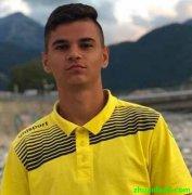 国际米兰即将签下15岁保加利亚新星尼古拉-伊利耶夫