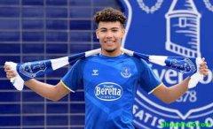 埃弗顿官方宣布签下桑德兰年轻前锋弗朗西斯・奥科伦科沃